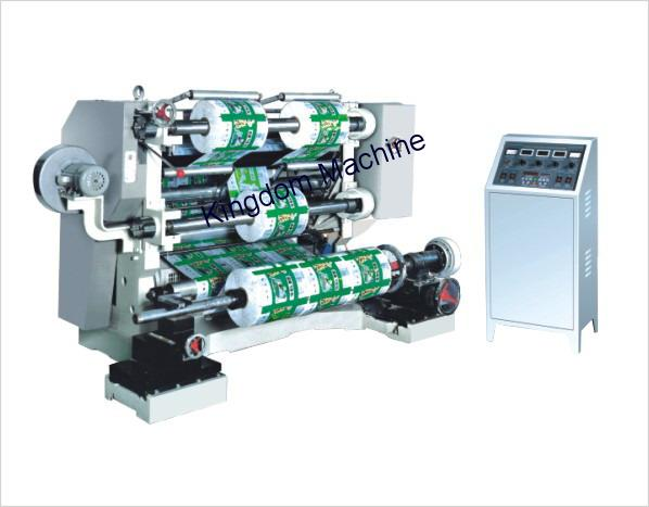 آلة تقطيع الأفلام الأوتوماتيكية مع تصحيح بالخلية الضوئية