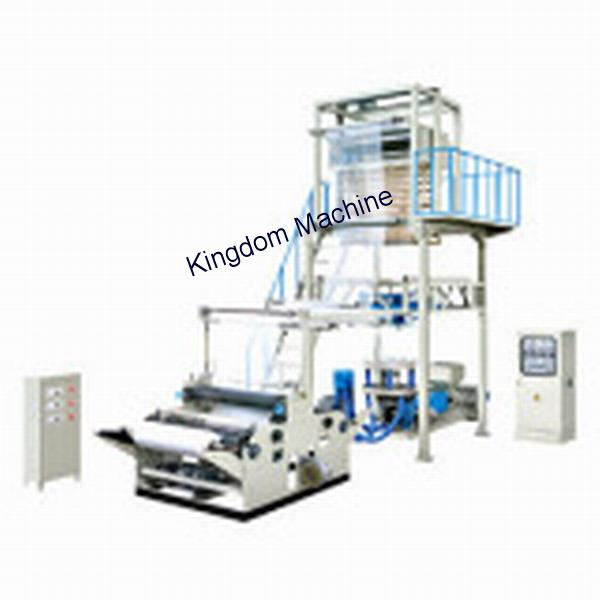 Hot Shrink Blown Film Extrusion